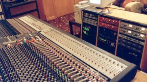 audio engineering equipment